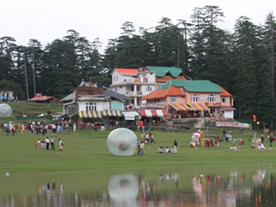 Pathankot - Dalhousie Khajjiar - Dharamshala - Pathankot