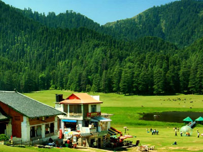 Khajjiar, Dainkund and Kalatop Sightseeing`s