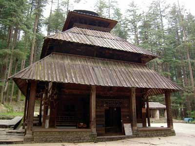 Hadibma Devi Temple Manali