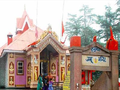 Amritsar Dalhousie Dharamshala Manali Shimla Taxi Tour