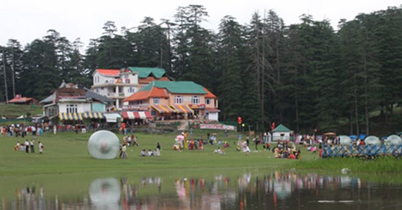 The Mists of Dalhousie Khajjiar